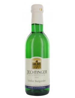 Jechtinger Wei�er Burgunder feinherb  (250 ml) - 4006861500242