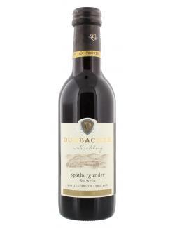 Durbacher Spätburgunder Rotwein  (250 ml) - 4011441503247