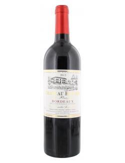 Chateau Bel Air de Perigal Bordeaux Rotwein trocken  (750 ml) - 3365300012038