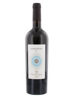 Duca di Carosino Sangiovese IGP Puglia  (750 ml) - 8012165005181