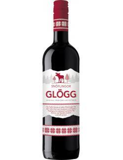 Snöflingor Glögg Rot  (750 ml) - 4006542020724