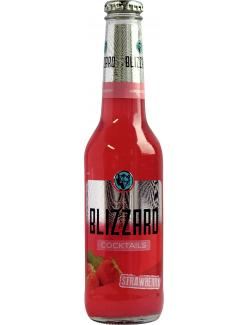 Blizzard Cocktails Strawberry  (275 ml) - 4002391316209