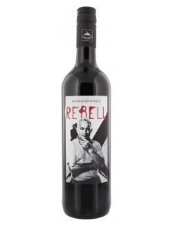 Becksteiner Winzer Rebell Rotwein trocken  (750 ml) - 4101580830547
