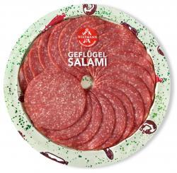 Wiltmann Gefl�gel-Salami  (80 g) - 4001956211812