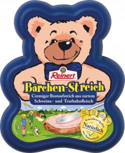 Reinert Bärchen-Streich  (125 g) - 4006229434714