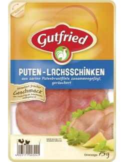 Gutfried Puten Lachsschinken  (75 g) - 4003171003241