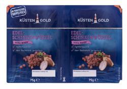 K�stengold Premium Schinkenw�rfel mild ger�uchert  (150 g) - 4006431738112