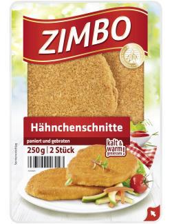 Zimbo Snack H�hnchenschnitte  (250 g) - 4063500007043