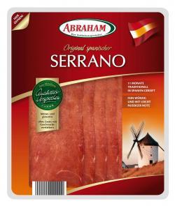 Abraham Serrano Schinken  (100 g) - 4002039171313