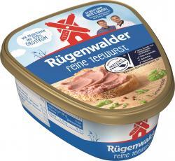 R�genwalder M�hle Teewurst fein  (125 g) - 4000405003411