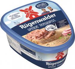 R�genwalder M�hle Teewurst grob  (125 g) - 4000405003435