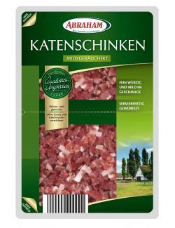 Abraham Katenschinken gew�rfelt  (2 x 50 g) - 4006431130404