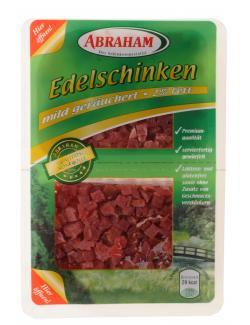Abraham Edelschinken gew�rfelt  (2 x 100 g) - 4002039130556