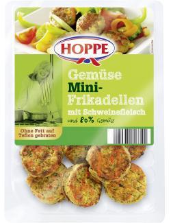 Hoppe Gemüse-Mini-Frikadellen  (255 g) - 4005541623349