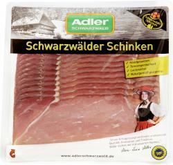 Adler Schwarzwälder Schinken - Tannengeräuchert  (100 g) - 4008128077009