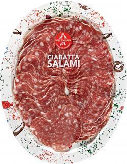 Wiltmann Ciabatta Salami  (80 g) - 4001956213410