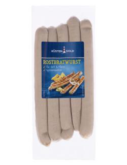 Küstengold Rostbratwurst  (5 x 90 g) - 4250426207217