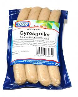 Bley Adewachter Gyrosgriller  (4 x 75 g) - 4005790331644