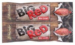 Redlefsen Big Red Mini-Salami  (2 x 25 g) - 4000393001994