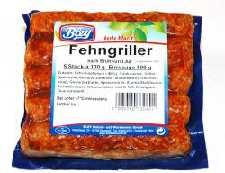 Bley Fehngriller nach Br�hwurst-Art  (5 x 100 g) - 4005790102107