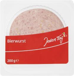 Jeden Tag Bierwurst  (200 g) - 4051808206039