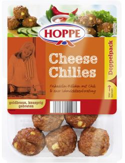 Hoppe Cheese Chilies  (2 x 100 g) - 4005541678493