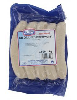 Bley Alt Oldenburger Rostbratwurst  (500 g) - 4005790330982