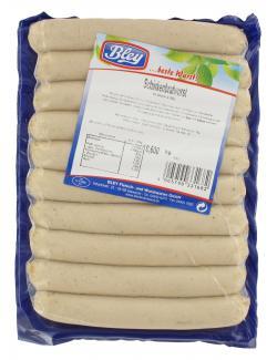 Bley Schinkenbratwurst  (10 x 60 g) - 4005790227305