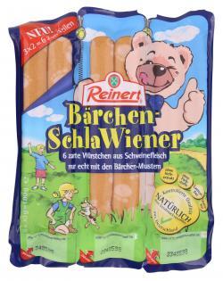 Reinert Bärchen-SchlaWiener  (180 g) - 4006229019041