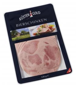 K�stengold Bierschinken  (120 g) - 4250426213836