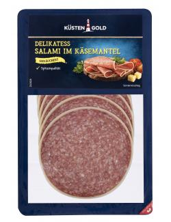 K�stengold Delikatess K�se-Salami  (80 g) - 4250426212952