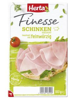 Herta Finesse Schinken hauchzart  (100 g) - 4000582185290