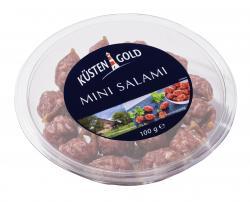 K�stengold Mini Salami  (100 g) - 4250426215199