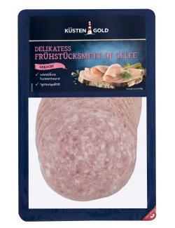Küstengold Delikatess Frühstücksmett  (100 g) - 4250426215557