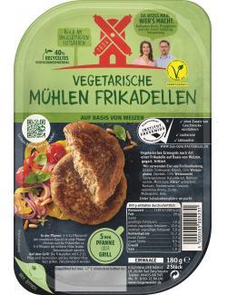 R�genwalder M�hle Vegetarische M�hlen Frikadellen  (180 g) - 4000405005231