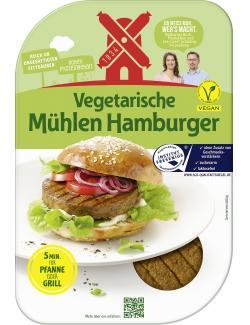 Rügenwalder Mühle Vegetarische Mühlen Hamburger  (160 g) - 4000405005248