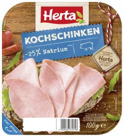 Herta Genuss Momente Kochschinken  (100 g) - 4000582379798