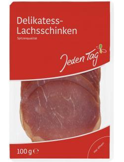 Jeden Tag Delikatess Lachsschinken  (100 g) - 4306188348894