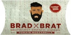 Brad Brat Bratwurst Tomate Mozzarella  (500 g) - 4005790333600