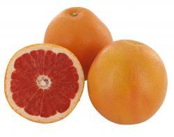 Grapefruit rot  (1 St.) - 2011640043652