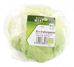Bio Eisbergsalat  (1 St.) - 8437010885013