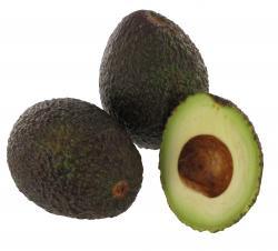 avocados beerenobst in der fruchtkorb. Black Bedroom Furniture Sets. Home Design Ideas