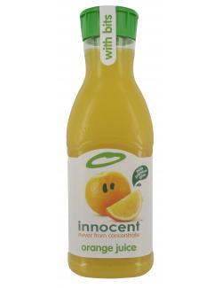 Innocent Orangensaft mit Fruchtfleisch  (900 ml) - 5038862110501