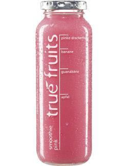 True fruits Smoothie pink  (250 ml) - 4260122390038
