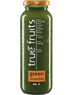 True fruits Smoothie green  (250 ml) - 4260122390908