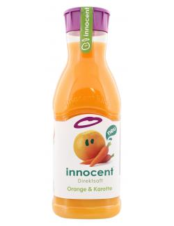 Innocent Orangen- & Karottensaft  (900 ml) - 5038862138628
