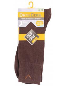 nur der Dry & Cool Socke Gr. 43-46  (1 St.) - 4003015579109