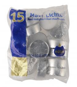M�ller-Kerzen Maxi-Lichter  - 4009078347693