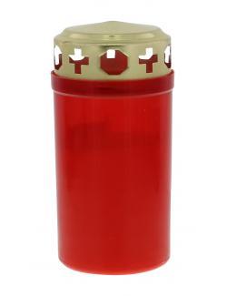 M�ller-Kerzen Tagebrenner mit Deckel  (1 St.) - 4005533020057