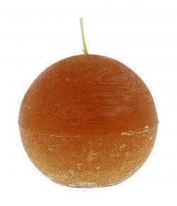 M�ller-Kerzen Kugelkerze Polar mandarin  (1 St.) - 4009078495813